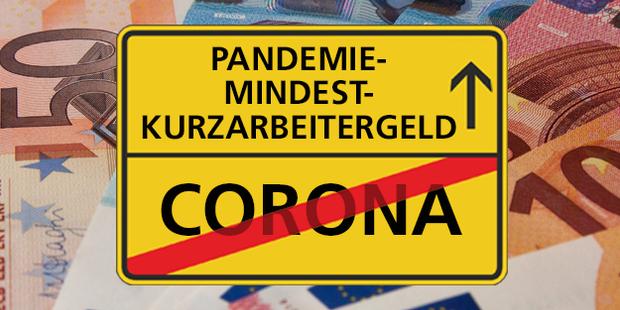 Pandemie-Mindest-Kurzarbeitergeld