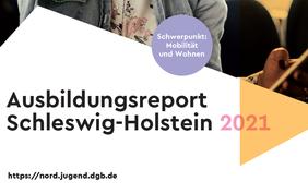 Ausbildungsreport Schleswig-Holstein