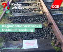 Regionalbahnstrecke Niebüll Flensburg