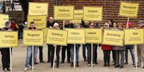Aktionstag in Lübeck