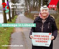 Radwege Lübeck
