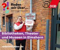 Bibliotheken, Theater und Museen in Elmshorn